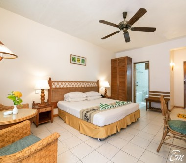 Fihalhohi Island Resort Maldives Comfort Room
