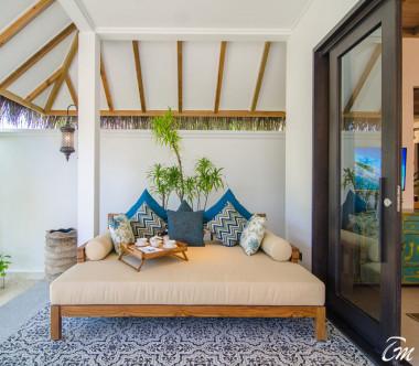 Finolhu - Baa Atoll Maldives Beach Pool Villa