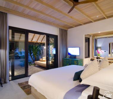 Finolhu - Baa Atoll Maldives Beach Villa