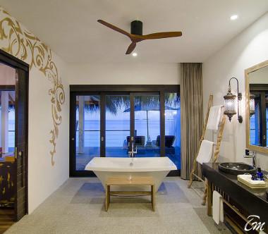 Finolhu - Baa Atoll Maldives Lagoon Villa