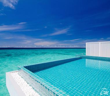 Finolhu - Baa Atoll Maldives Ocean Pool Villa