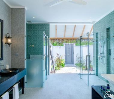 Finolhu - Baa Atoll Maldives Private Pool Villa