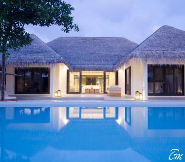 Finolhu - Baa Atoll Maldives 2 Bedroom Beach Pool Villa