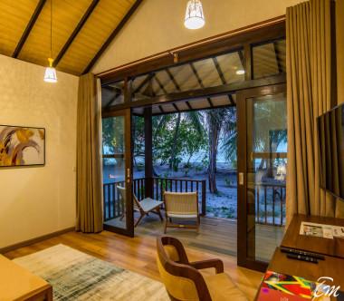 Fiyavalhu Maldives Deluxe Beach Villa