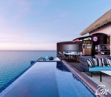 Hard Rock Hotel Maldives Rock Star Villa Pool