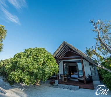Heritance Aarah Resort Maldives Beach Villa Exterior