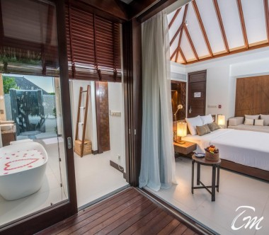 Heritance Aarah Resort Maldives Beach Villa Interior