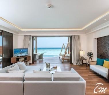 Heritance Aarah Resort Maldives Ocean Residence Interior