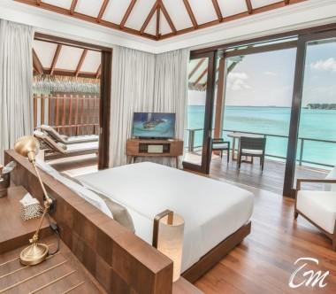 Heritance Aarah Resort Maldives Ocean Villa Interior