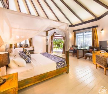 Kihaa Maldives Beach Villa Interior