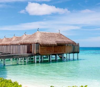 Constance Moofushi Maldives Water Villa View