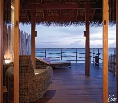 Constance Moofushi Maldives Senior Water Villa