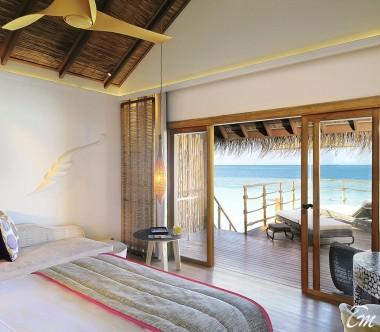 Constance Moofushi Maldives Water Villa