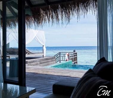 Outrigger Konotta Maldives Resort Overwater Villa with Private Pool