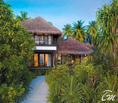 Outrigger Konotta Maldives Resort Beach Villa With Private Pool And Jacuzzi