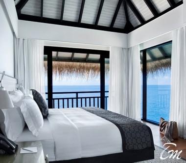 Outrigger Konotta Maldives Resort Grand Konotta Villa with Private Infinity Pool