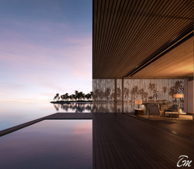 Patina Maldives - Fari Islands One Bedroom Water villa with private pool