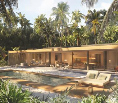 Patina Maldives - Fari Islands Two Bedroom Beach villa with private pool