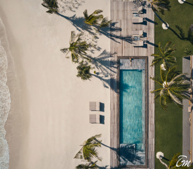 Patina Maldives - Fari Islands The Beach House Collection with sunset, 7 private pools and a private beach