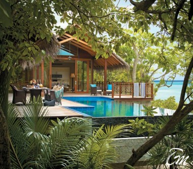 Shangri-La's Villingili Resort and Spa - Ocean Tree House Villa