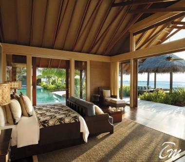 Shangri-La's Villingili Resort - Villa Laalu Interior