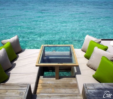 Six Senses Laamu Maldives Laamu Water Villa Deck