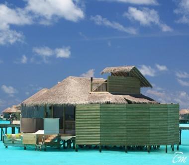 Six Senses Laamu Maldives - Laamu Water Villa Exterior