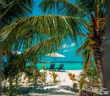 South Palm Resort Maldives Palm Villa Beach View