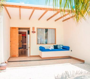 South Palm Resort Maldives Palm Villa Exterior