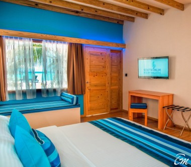 South Palm Resort Maldives Sunrise Villa Interior
