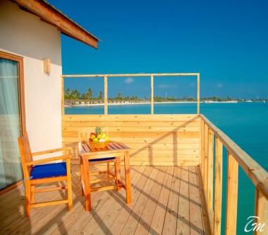 South Palm Resort Maldives Water Villa Exterior