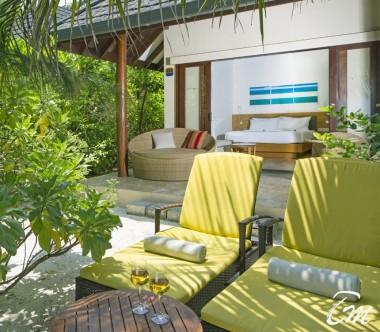 Summer Island Maldives Premium Beach Villas Exterior