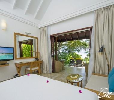 Summer Island Maldives Premium Beach Villas Interior
