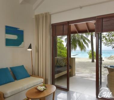 Summer Island Maldives Superior Bungalows Interior