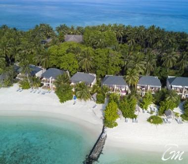 Summer Island Maldives Superior Vista Aerial view