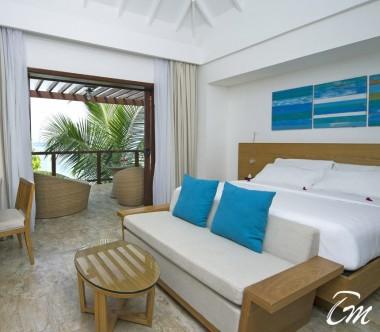 Summer Island Maldives Superior Vista Bedroom