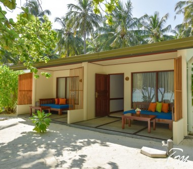 Sun Island Resort and Spa Maldives Sunset Beach Villa Exterior