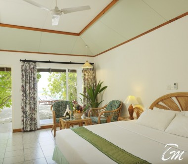 Sun Island Resort and Spa Maldives Superior Beach Bungalow Bedroom