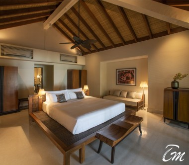 The Residence Maldives Dhigurah Sunrise Beach Pool Villa