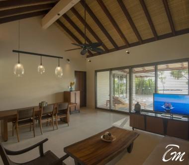 The Residence Maldives Dhigurah Sunrise 2 Bedroom Beach Pool Villa