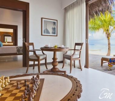 The Residence Maldives Dhigurah Sunset Beach Pool Villa