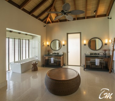 The Residence Maldives Dhigurah Sunset 2 Bedroom Water Pool Villa