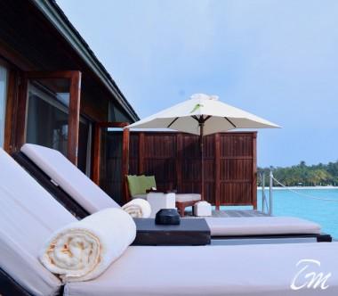 Vakarufalhi Maldives Water Villa Exterior