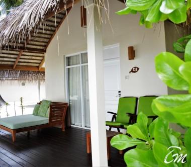Vakarufalhi Maldives Beach Villa Exterior