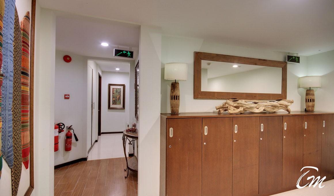 The Somerset Hotel Male - Corridor
