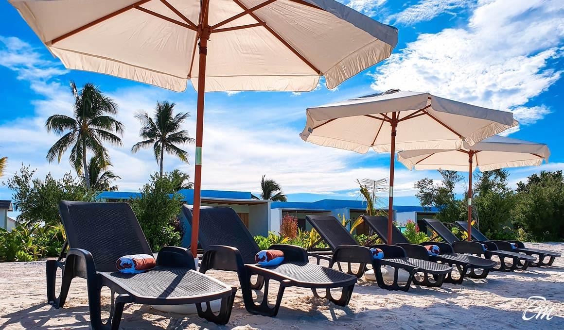 South Palm Resort Maldives Beach Chair