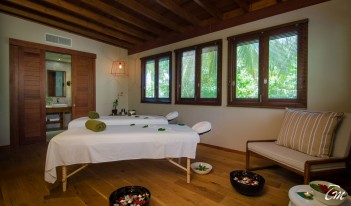 Amilla Fushi Resort and Residences Maldives - Tree House Spa