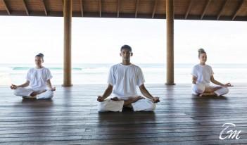 Anantara Veli Maldives Resort - Yoga