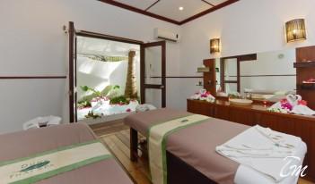 Angaga Island Resort Maldives Duny Spa Interior