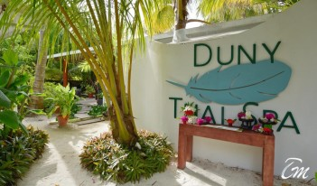 Angaga Island Resort  Duny Thai Spa
